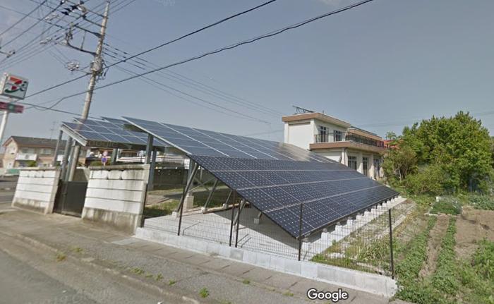 篠崎発電所(栃木・佐野)49.0 kW・47.4 kW